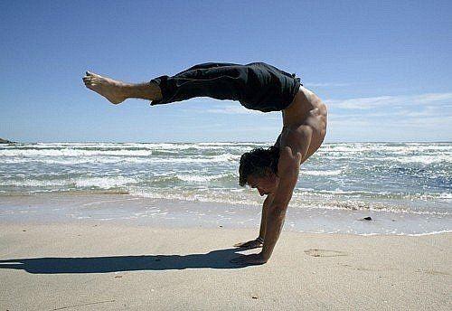 Ознаки здорового тіла з позиції йоги