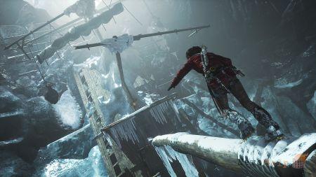 Rise of the Tomb Raider для PS4 ще не скасована