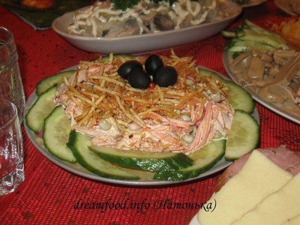 Салат з морквою по-корейськи