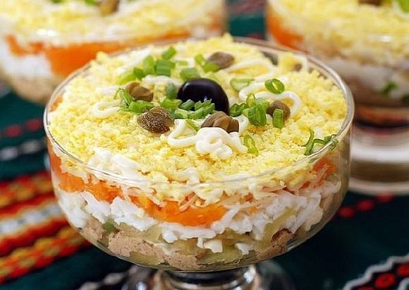 Салат листковий «печонкін»