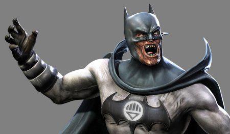 Чутки: В Injustice `Blackest Night` DLC буде зомбі-Бетмен?