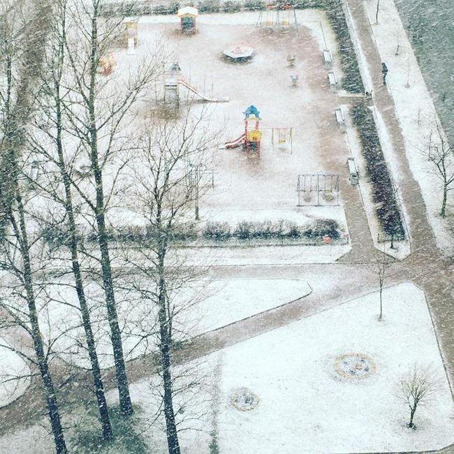 снігопад в Санкт-Петербурзі