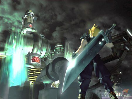 Відбувся анонс Final Fantasy VII для PS4