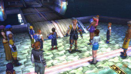 Square Enix офіційно анонсувала Final Fantasy X і Final Fantasy X-2 HD для Steam