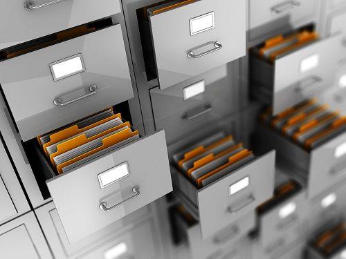 Терміни зберігання документів 2017