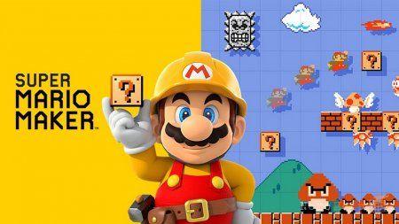 Super Mario Maker - Nintendo повідомила про продажі гри Facebook