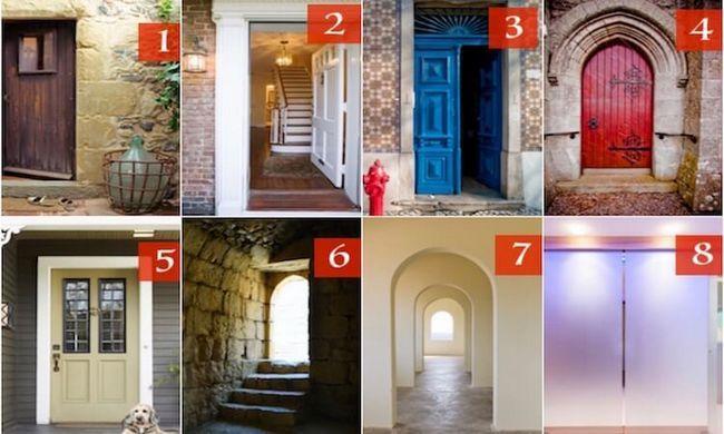 Тест: Виберіть двері і дізнайтеся, що чекає вас в найближчому майбутньому.