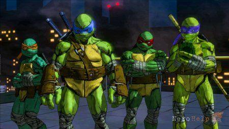TMNT: Mutants in Manhattan від Platinum Games стартує в травні, представлений новий трейлер