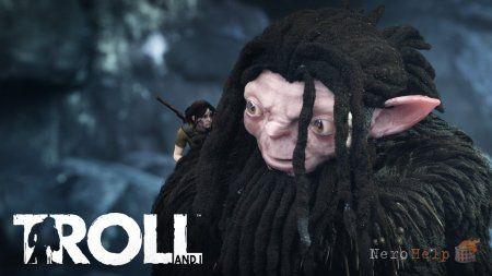 Troll and I - представлений сюжетний трейлер пригодницької гри, розповідає про дружбу хлопчика і троля