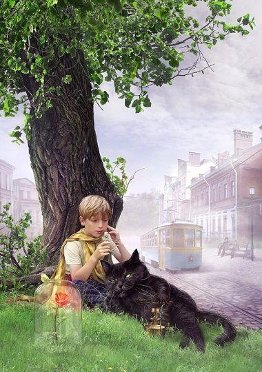71120407_69919111_Domestication_of_Cat_Behemoth_by_mary_petroff