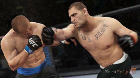 UFC 2 - представлені перші геймплейні кадри нової частини симулятора змішаних єдиноборств від EA Sports