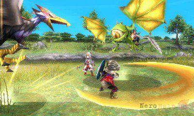 У Final Fantasy Explorers з`явиться регулятор складності