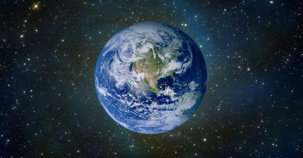 Земля з космосу-унікальне відео